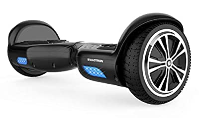 Swagtron Swagboard Twist T881 Lithium-Free and Ul2272 Certified Hoverboard